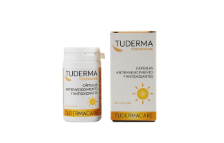 Novedoso tratamiento nutricosmético de TUDERMA para proteger  la piel de los efectos del sol