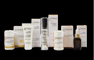 ¡Ya son 5 los productos desarrollados por TUDERMA!