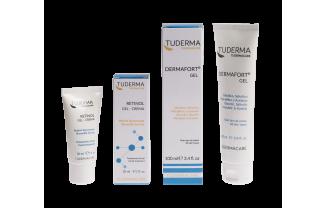 Lanzamiento de los nuevos productos de tratamiento dermatológico TUDERMA