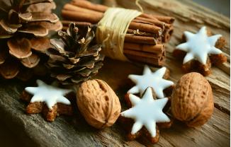 Esta Navidad cuida tu piel con una alimentación saludable