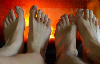 ¡Cuidado con el calor en las piernas!