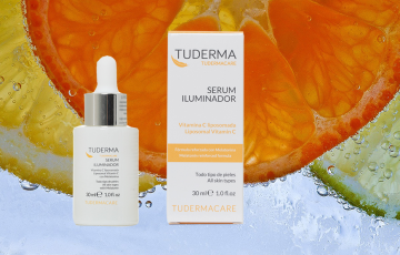 Serum con Vitamina C liposomada de alta tolerancia