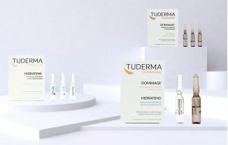 TUDERMA lanza las primeras ampollas especiales para pieles sensibles
